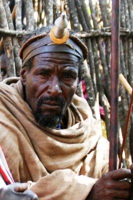 Gadamoji Borana leader