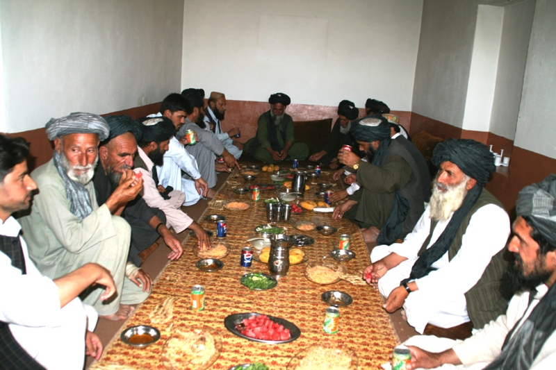 lunch-with-village-leaders