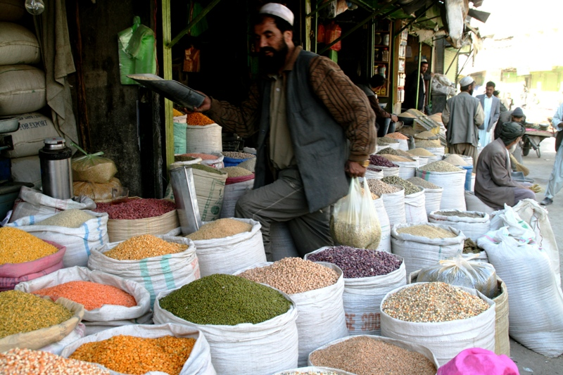 marketing-beans-and-peas-in-kabul